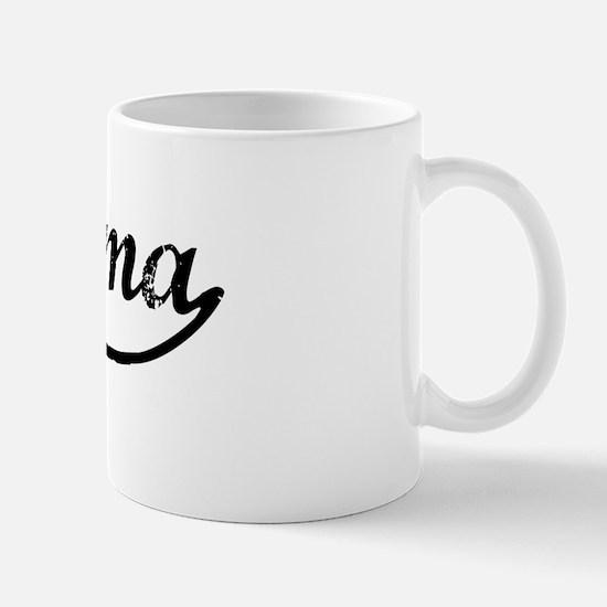 Petaluma - Vintage Mug