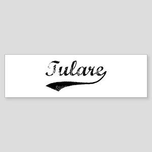 Tulare - Vintage Bumper Sticker