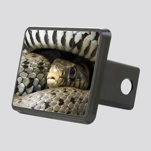 Snake Rectangular Hitch Cover