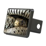Snake Rectangular Hitch Cover