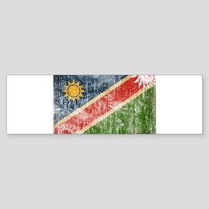 Namibia Flag Sticker (Bumper)
