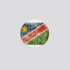 Namibia Flag Mini Button