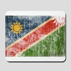 Namibia Flag Mousepad