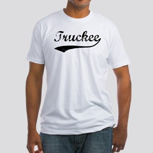 Truckee - Vintage Fitted T-Shirt
