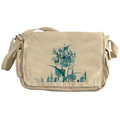 Atom Sea Messenger Bag
