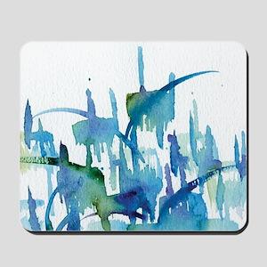 Atom Sea Mousepad