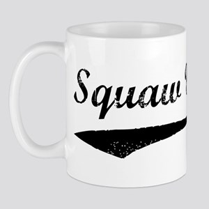 Squaw Valley - Vintage Mug