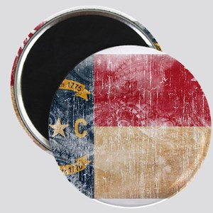 North Carolina Flag Magnet