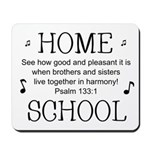 HOMESCHOOL HARMONY Mousepad