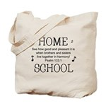 HOMESCHOOL HARMONY Tote Bag