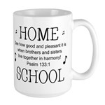 HOMESCHOOL HARMONY Large Mug