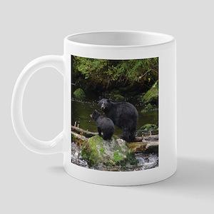 Alaska Black Bears Mug