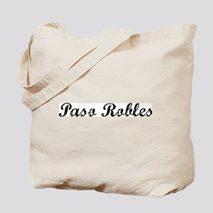 Paso Robles - Vintage Tote Bag