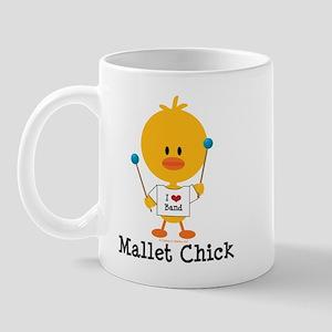 Mallet Chick Mug