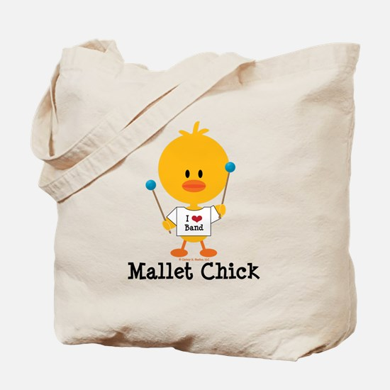 Mallet Chick Tote Bag