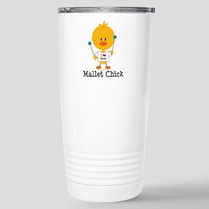 Mallet Chick Stainless Steel Travel Mug