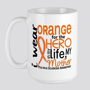 Hero In Life 2 MS Large Mug