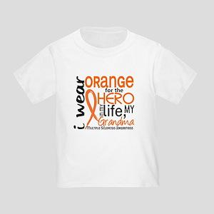 Hero In Life 2 MS Toddler T-Shirt