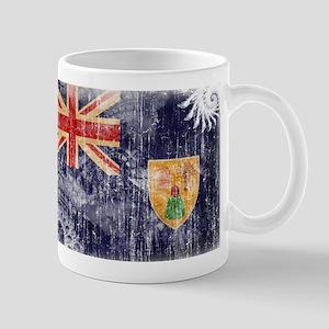 Turks and Caicos Flag Mug