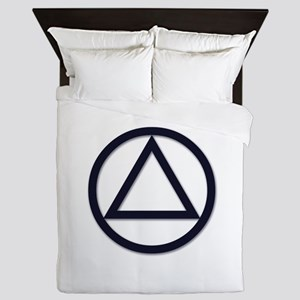A.A. Symbol Basic - Queen Duvet