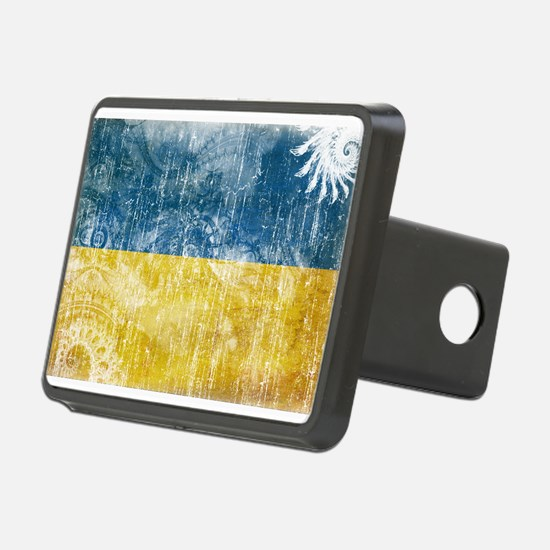 Ukraine Flag Hitch Cover