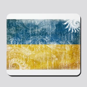 Ukraine Flag Mousepad