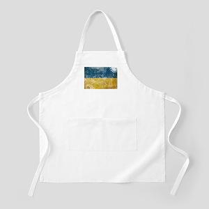 Ukraine Flag Apron