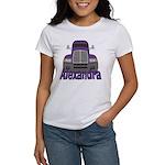 Trucker Alexandra Women's T-Shirt