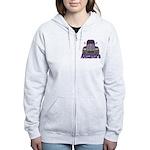 Trucker Alexandra Women's Zip Hoodie