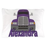 Trucker Alexandra Pillow Case