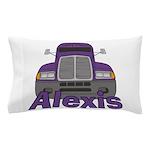 Trucker Alexis Pillow Case