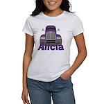 Trucker Alicia Women's T-Shirt
