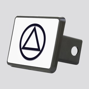 N.A. Logo Classics - Rectangular Hitch Cover