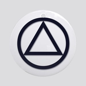 N.A. Logo Classics - Ornament (Round)