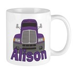 Trucker Alison Mug