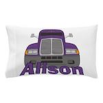 Trucker Alison Pillow Case