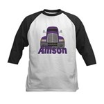 Trucker Allison Kids Baseball Jersey
