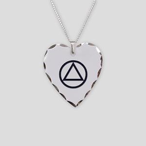 A.A. Symbol Basic - Necklace Heart Charm