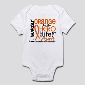 Hero In Life 2 MS Infant Bodysuit