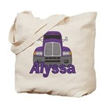 Trucker Alyssa Tote Bag