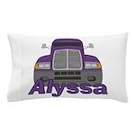 Trucker Alyssa Pillow Case