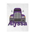 Trucker Alyssa Twin Duvet