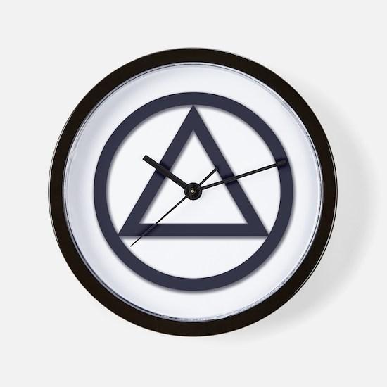 A.A. Symbol Basic - Wall Clock