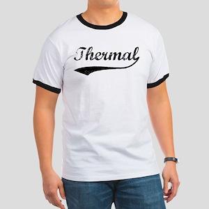 Thermal - Vintage Ringer T