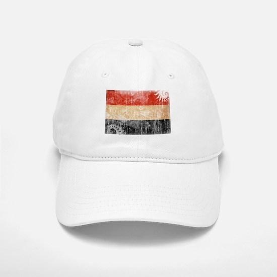 Yemen Flag Baseball Baseball Cap