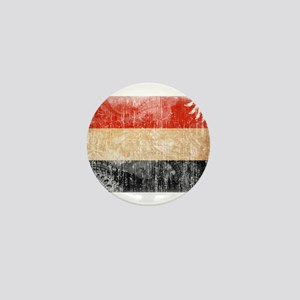 Yemen Flag Mini Button