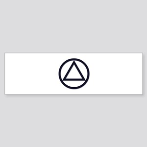 A.A. Symbol Basic - Sticker (Bumper)