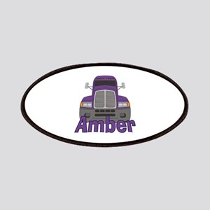 Trucker Amber Patches