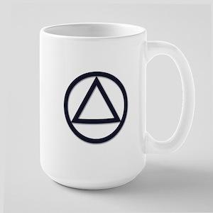 A.A. Symbol Basic - Large Mug