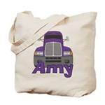 Trucker Amy Tote Bag